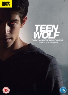 Teen Wolf: The Complete Season Five, DVD