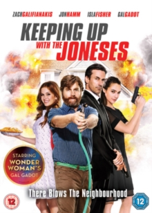 Keeping Up With the Joneses, DVD DVD