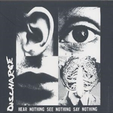 Hear Nothing, See Nothing, Say Nothing, CD / Album