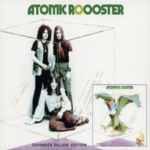 Atomic Rooster, CD / Album Cd