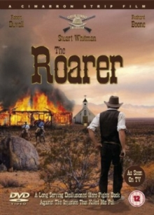 Cimarron Strip: The Roarer, DVD