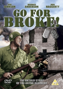 Go for Broke!, DVD