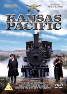 Kansas Pacific, DVD
