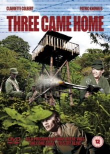 Three Came Home, DVD  DVD