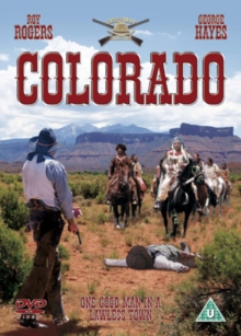 Colorado, DVD  DVD