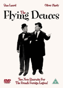 Laurel and Hardy: The Flying Deuces, DVD