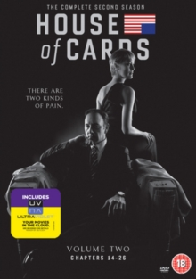 House of Cards: Season 2, DVD  DVD