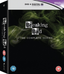 Breaking Bad: The Complete Series, DVD