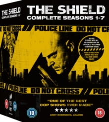 The Shield: Series 1-7, DVD