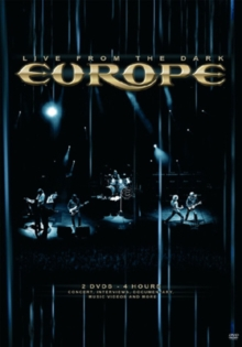 Europe: Live from the Dark - At the Hammersmith Apollo, DVD