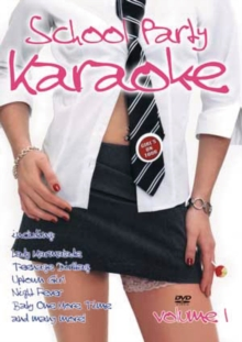 School Disco Karaoke: Volume 1, DVD  DVD