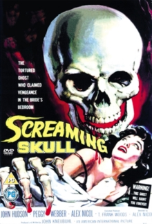 The Screaming Skull, DVD