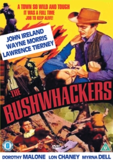 The Bushwhackers, DVD
