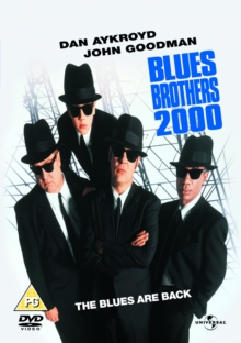 Blues Brothers 2000, DVD