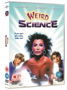 Weird Science, DVD
