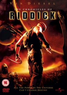 The Chronicles of Riddick, DVD
