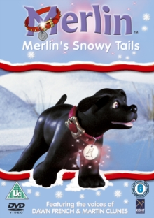 Merlin the Magical Puppy: Merlin's Snowy Tails, DVD