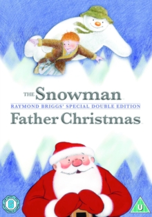 The Snowman/Father Christmas, DVD