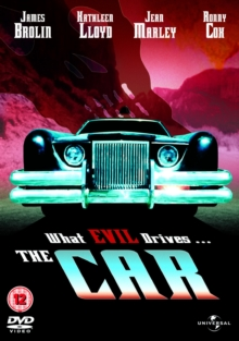 The Car, DVD DVD