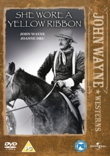 She Wore a Yellow Ribbon, DVD