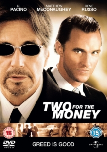 Two for the Money, DVD