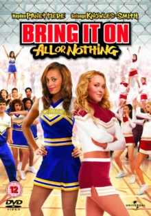 Bring It On: All Or Nothing, DVD