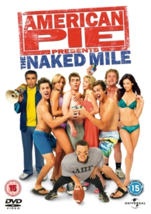 American Pie Presents: The Naked Mile, DVD  DVD