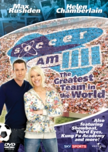 Soccer AM: 4 - The Greatest Team in the World, DVD