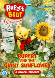 Rupert the Bear: Rupert and the Giant Sunflower, DVD  DVD
