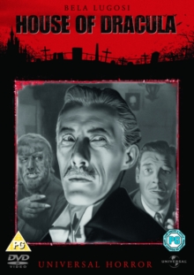 House of Dracula, DVD
