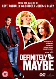 Definitely, Maybe, DVD