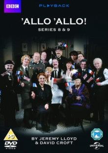 'Allo 'Allo: Series 8 and 9, DVD