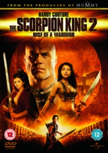 The Scorpion King 2 - Rise of a Warrior, DVD DVD