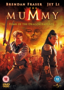 The Mummy: Tomb of the Dragon Emperor, DVD DVD