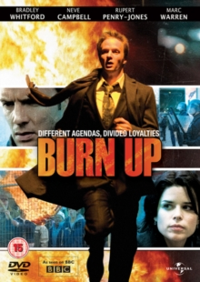 Burn Up, DVD  DVD