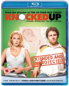 Knocked Up, Blu-ray  BluRay