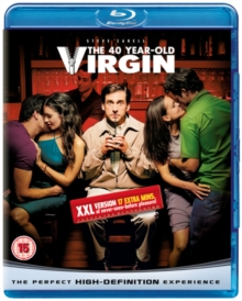 The 40 Year-old Virgin, Blu-ray