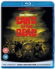 Land of the Dead, Blu-ray