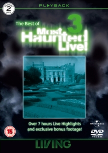 Most Haunted Live: Best Of - 3, DVD