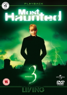Most Haunted: Complete Series 3, DVD