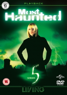 Most Haunted: Complete Series 5, DVD  DVD