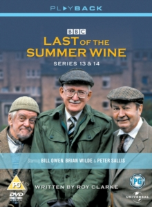 Last of the Summer Wine: The Complete Series 13 and 14, DVD