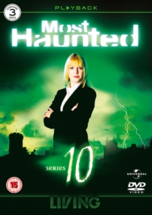 Most Haunted: Complete Series 10, DVD