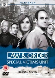 Law and Order - Special Victims Unit: Season 7, DVD
