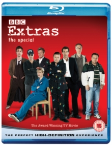 Extras: The Christmas Special, Blu-ray