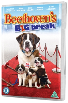 Beethoven's Big Break, DVD