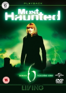 Most Haunted: Series 6 - Part 1, DVD
