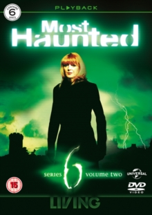Most Haunted: Series 6 - Part 2, DVD