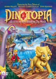Dinotopia: Quest for the Ruby Sunstone, DVD