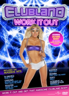 Clubland: Work It Out, DVD